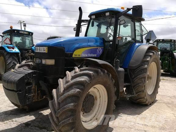 New Holland TM 190