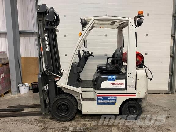 [Other] 1.8 LPG Counterbalance Forklift
