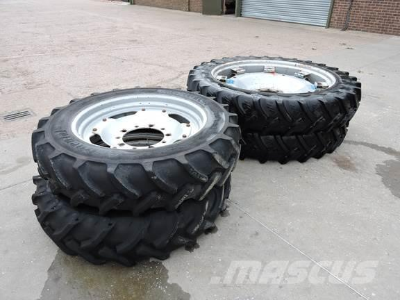 [Other] 300/95 x 46 and 12.4 x 32 Rowcrop wheels