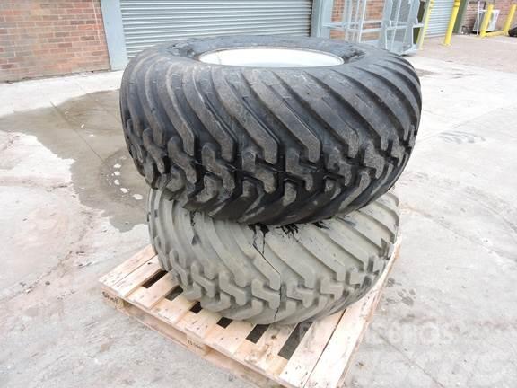 [Other] 550/60 x 22.5 Flotation wheels