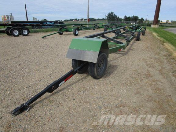 6WT36, Grain Trailers