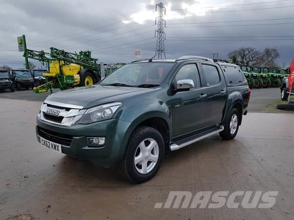 [Other] D-Max 2.5TD Yukon Double Cab