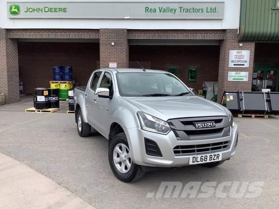 [Other] D-Max Eiger 1.9L Pick Up Truck