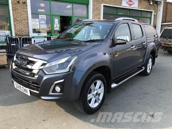 [Other] D-Max Utah Automatic