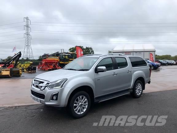 [Other] D-Max Utah Double Cab Pick Up Truck