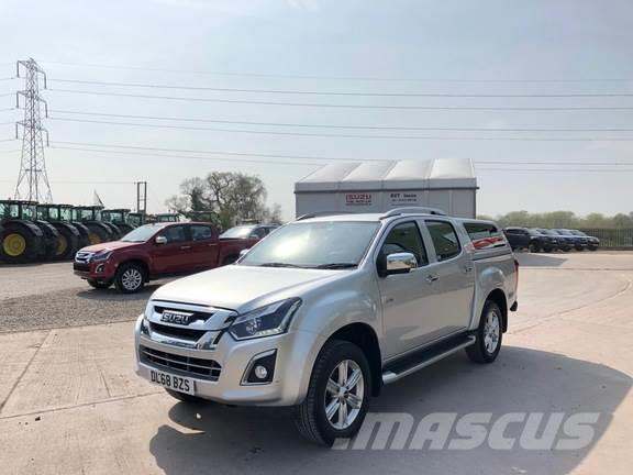 [Other] D-Max Utah Pick Up Truck