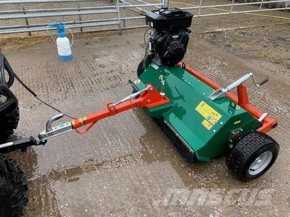 [Other] *Nearly NEW* Wessex AF-120 Flail Mower