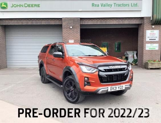 [Other] *NEW* D-MAX V CROSS Pick Up Truck