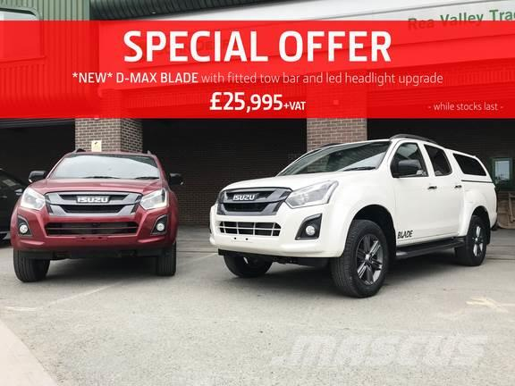 *SPECIAL OFFER* BRAND NEW D-MAX BLADE