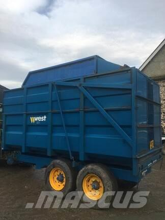 Perkins 10t SILAGE TRAILER