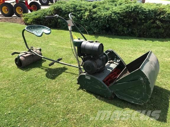 Ransomes Matador 24 inch cylinder mower & seat