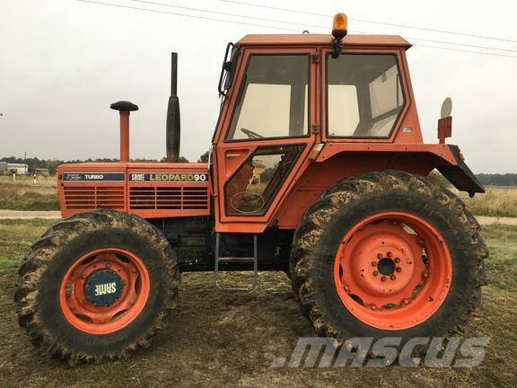 Same Tractor 90 : Used same leopard tractors year price for