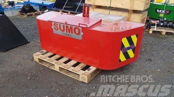 Sumo 1500kg Weight
