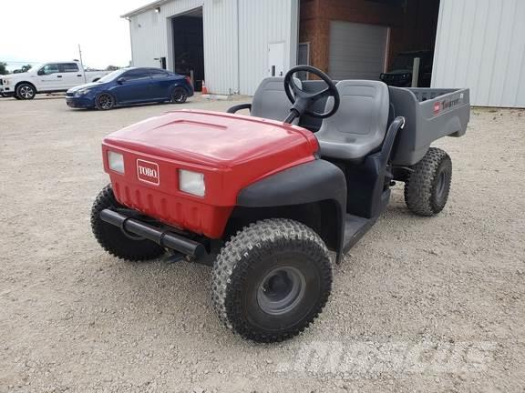 Toro 1400 UTILITY VEHICLE