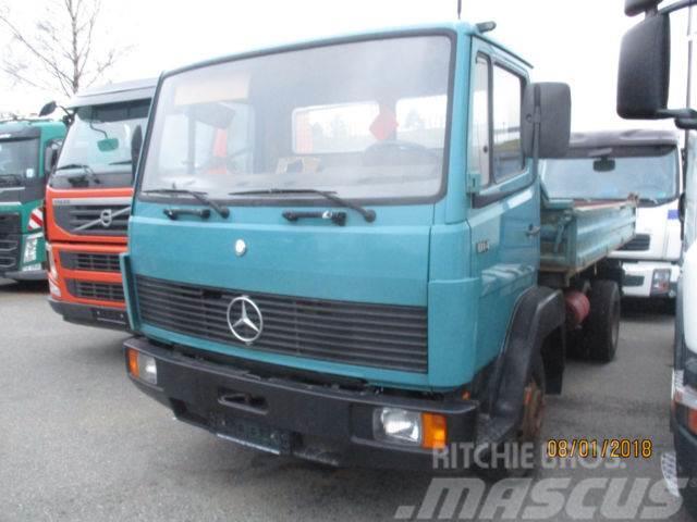 MERCEDES-BENZ 814 K MEILLER 3S-Kipper,BremseNEU GermanTruck