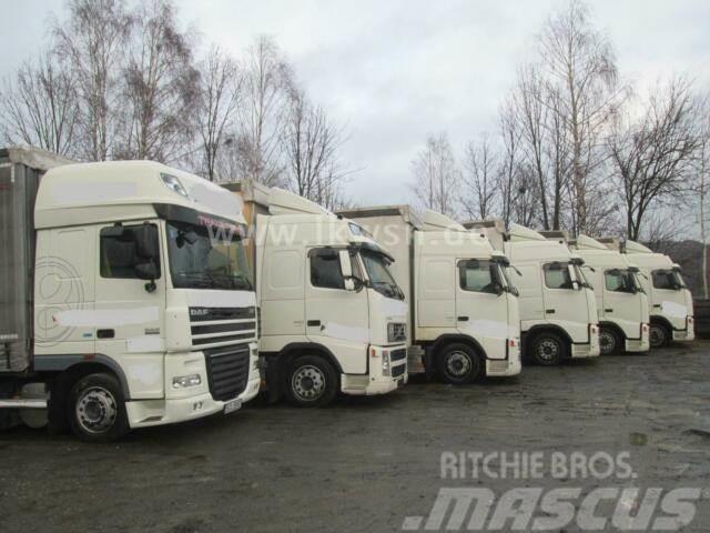 VOLVO FH13-440 6x2R 120m3 Leder,XENON,Edscha,GERMAN
