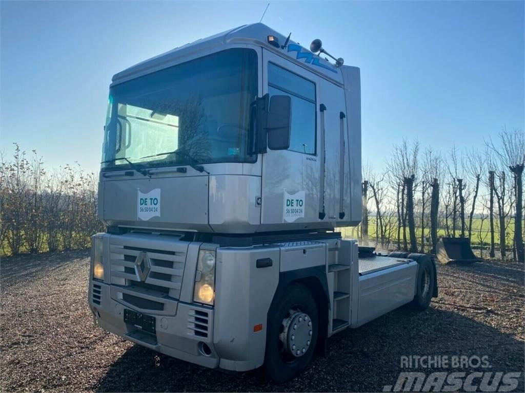 Renault Trucks 440 Magnum