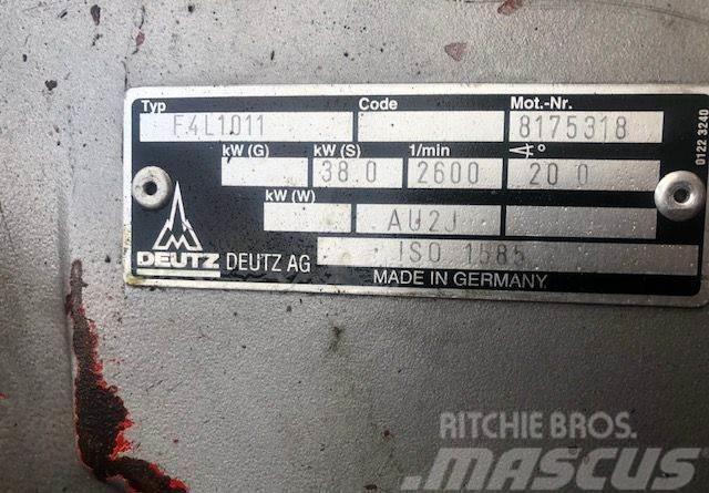 Deutz-Fahr f3l1011