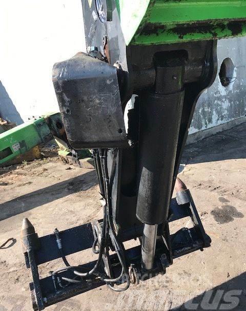 Deutz-Fahr Fahr Agrovector