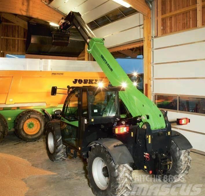 Deutz-Fahr Fahr 30.7 Agrovector