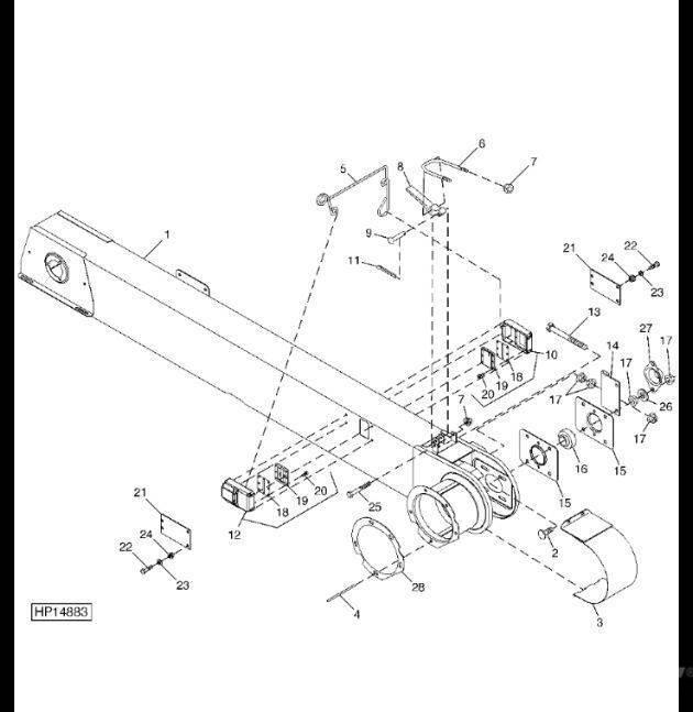 John Deere AH214415 Moduł