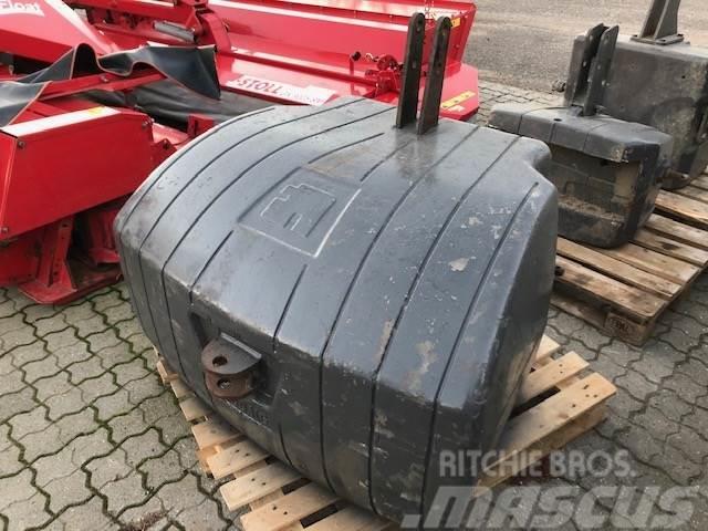 Agco 1500 kg Frontvægt