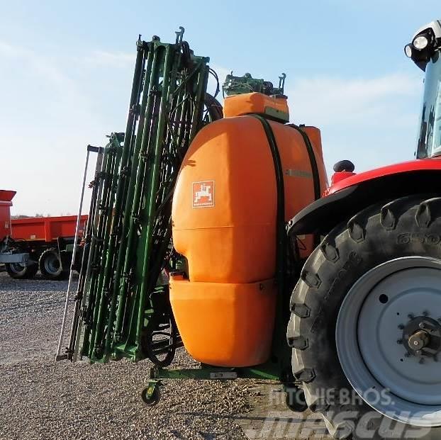 Amazone UF 1801 1800 ltr beholder, 21 mtr bom, velholdt