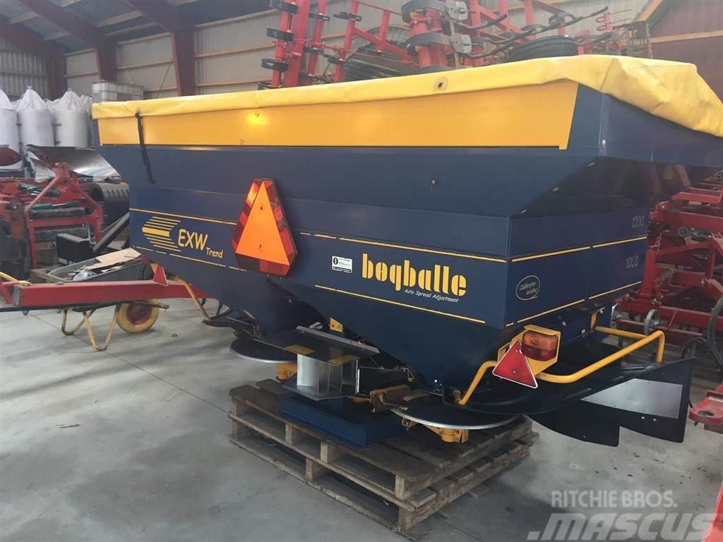 Bogballe EXW 3000 ltr.