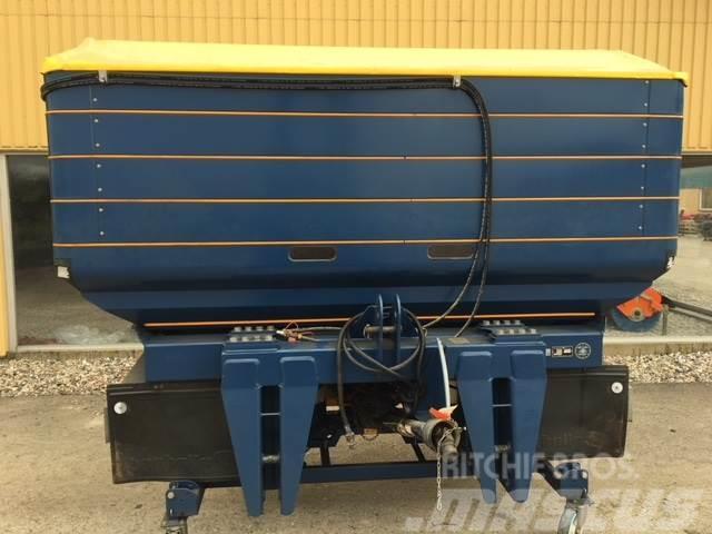 Bogballe M6W Isobus-hydr.presening-parkeringsstativ.