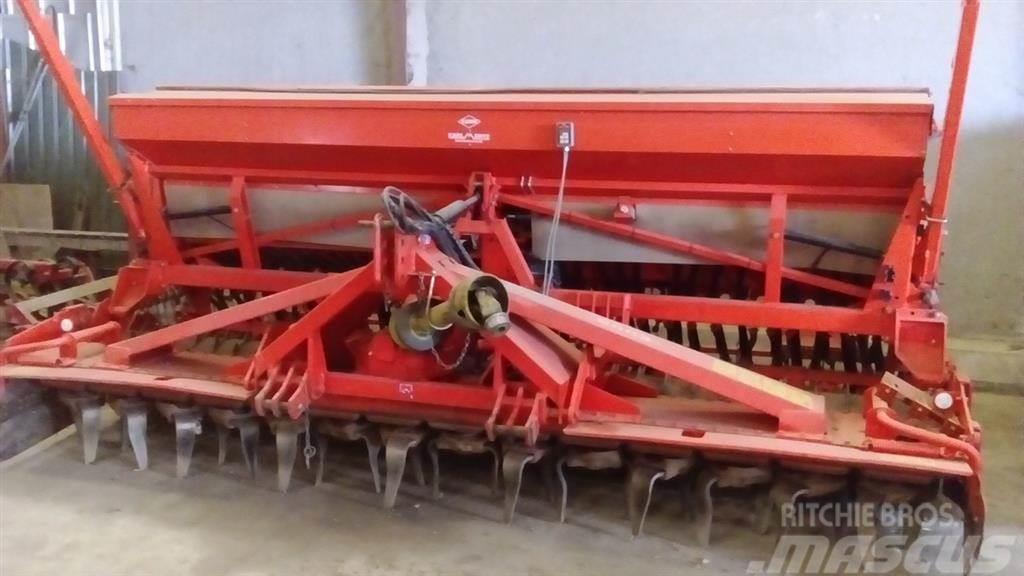 Kuhn 4 m HR4003 rotorsæt Integra