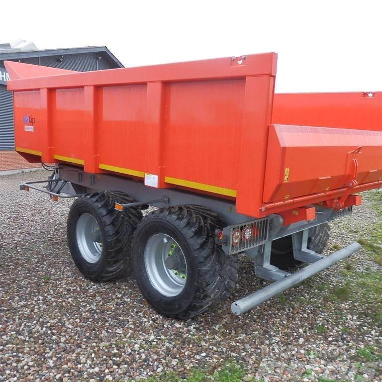 Mi SPD 16 ton Entreprenørvogn, dæk 560/45R22,5