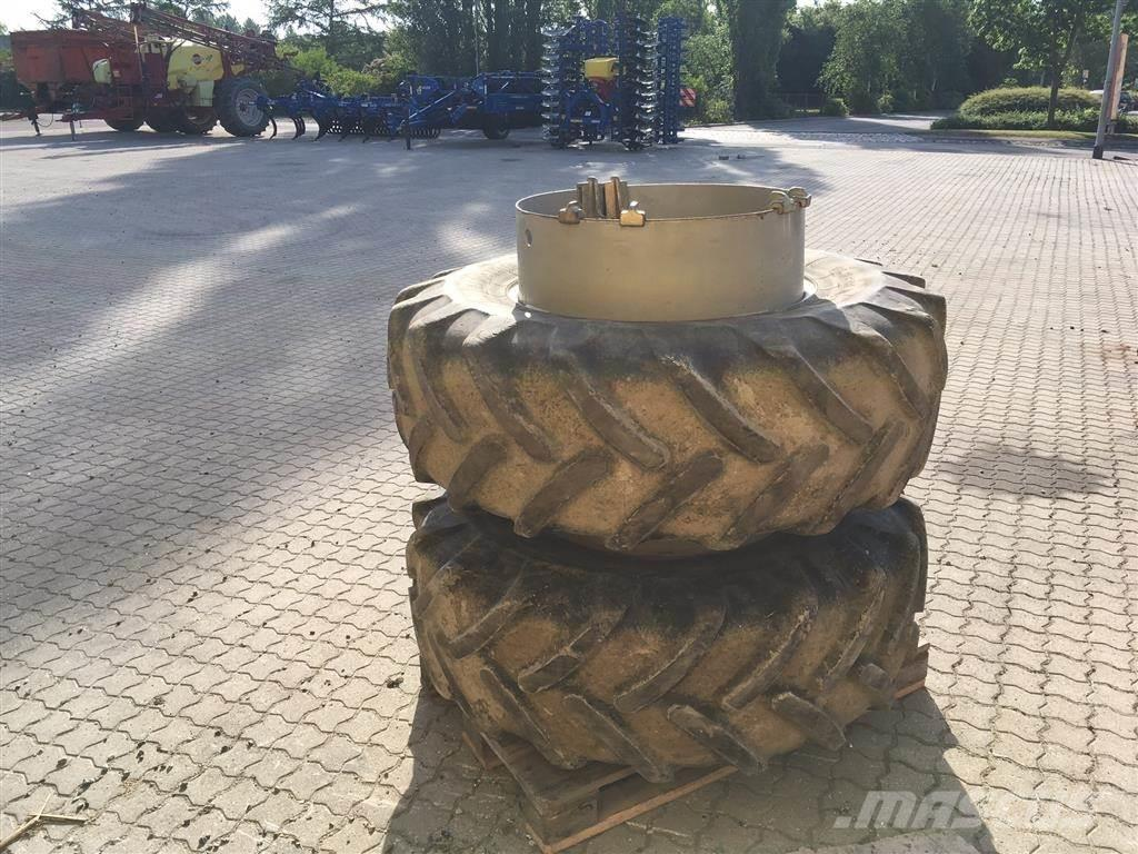 Michelin Tvillingehjul 650/65R38 - 16,9/R28