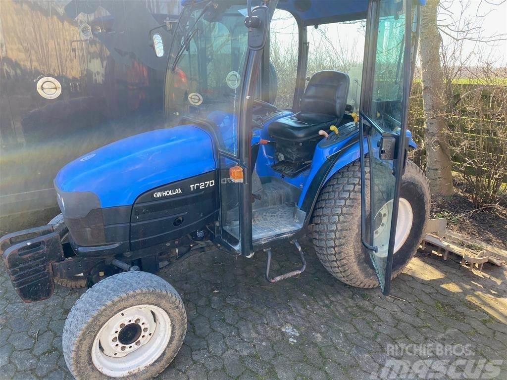 New Holland TC27D fin lille kompakt traktor