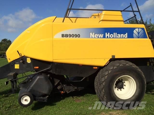 New Holland BB9090 (RESERVEDELE)