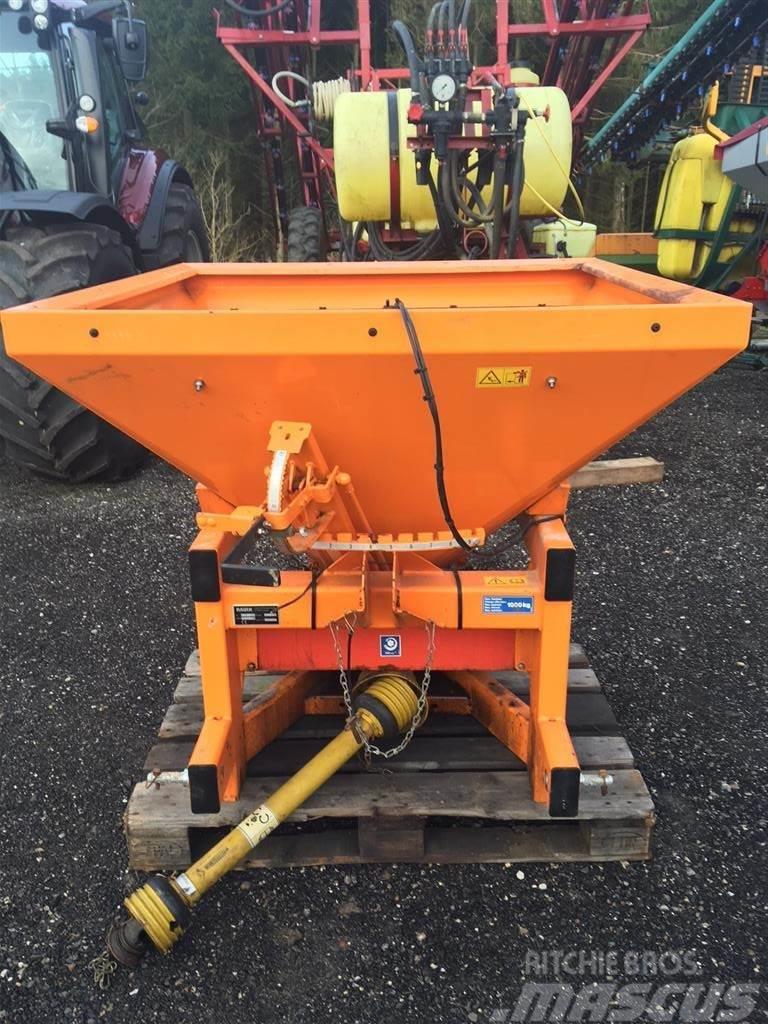 Rauch SA 601 Sand/Saltspreder, lyspakke