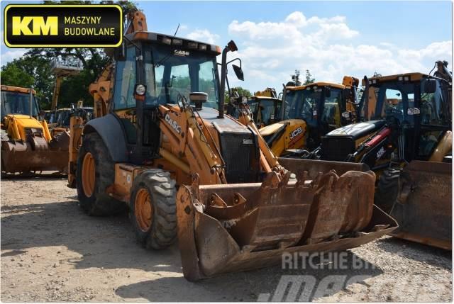 CASE 590sr 580 jcb 3cx 4cx 2cx cat 432e 428 volvo bl71, 2004, Grävlastare