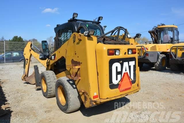 Caterpillar 246c bobcat s130 cat 226