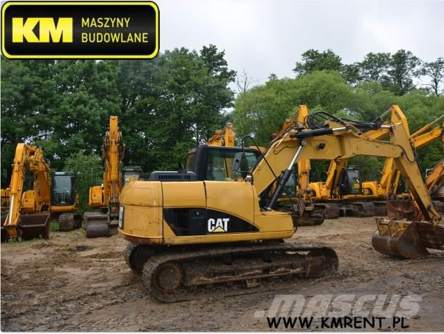 Caterpillar 312c cat 307 320 318 319 jcb js130 js145 js 160 js