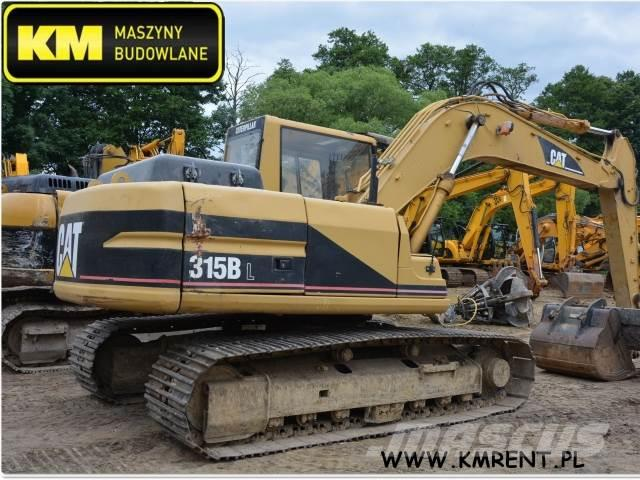 Caterpillar 315bl cat 312 318 319 320 liebherr r900 r906 r924