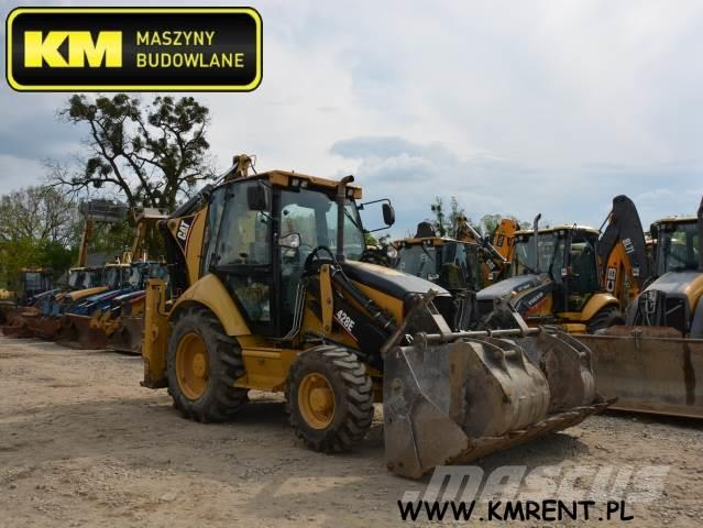 Caterpillar 428e cat 428d 432e 432 jcb 2cx 3cx 4cx case 580 59