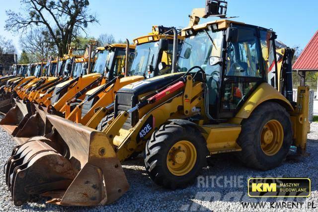 Caterpillar 432e 432 e 428 jcb 3cx 2cx 4cx volvo bl71 case 580