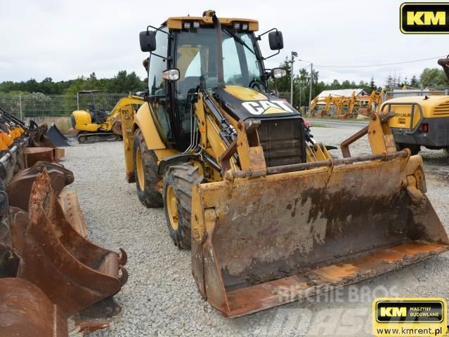 Caterpillar 432e cat 432 428 jcb 3cx 2cx 4cx case 580 590 volv
