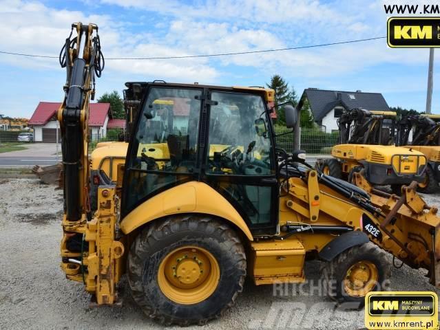 Caterpillar 432e cat 432 428 jcb 3cx 4cx 2cx case 580 590 volv