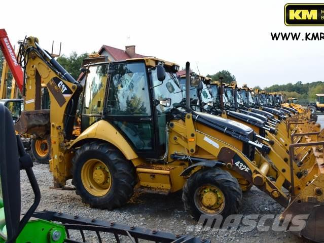 Caterpillar 432e cat 432 428 jcb 3cx 2cx 4cx case 580 590 volv
