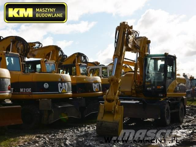 Caterpillar m316 m312 cat m313 m315 m318 atlas 1504 1604 liebh