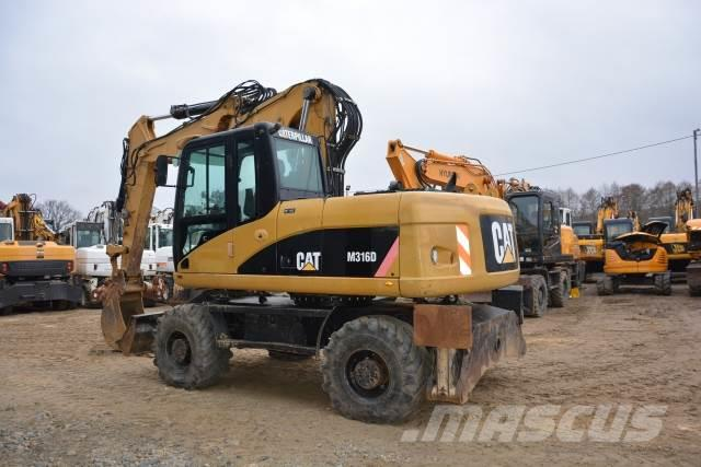 Caterpillar M316d