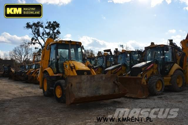 JCB 3cx 2cx 4cx volvo bl71 case 580 590 caterpillar 43