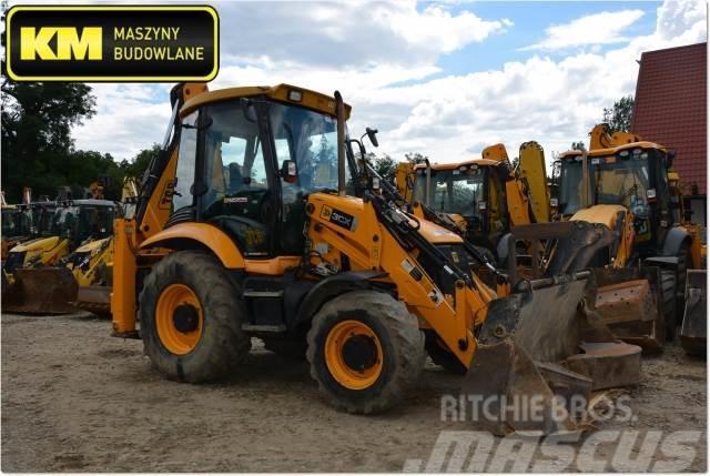 JCB 3cx 4cx 2cx case 580 590 caterpillar 432e cat 432, 2009, Grävlastare