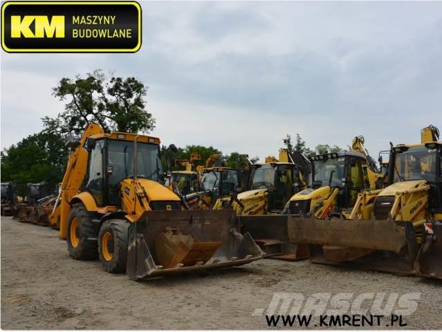 JCB 3cx 4cx 2cx caterpillar 432e 432 cat 428 volvo bl7