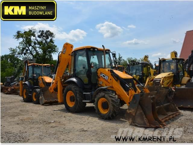 JCB 3cx contractor 4cx 2cx caterpillar 432e 432 428 vo